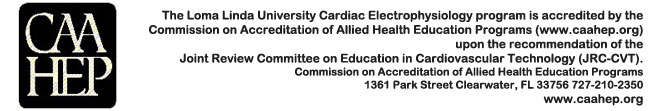 CAAHEP Accredited Program