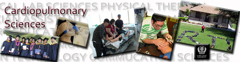 Frequently asked questions regarding the Cardiopulmonary Sciences programs in Life Support Education, Emergency Medical Care, and Respiratory Care offered at Loma Linda University which provides students with quality christian educations.