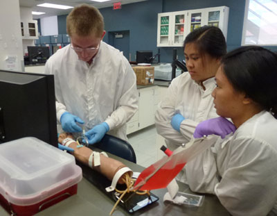 Phlebotomy Lab