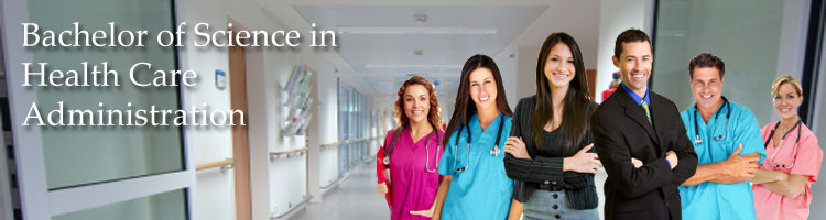Information on the Bachelor of Science Health Care Administration Online program