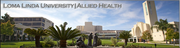 The Loma Linda University School of Allied Health Professions Occupational Therapy department offers a Christian, Adventist education and a variety of Occupational Therapy program options. OTD Program Requirements