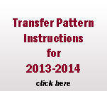 ACcress to Transfer Pattern Instructions