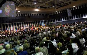 SAHP Graduation in Drayson Center