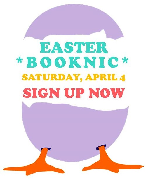 Easter Booknic Sign-up