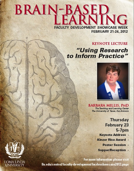 Brain-based Learning POSTER