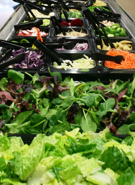 Cafe 101 Salad Bar