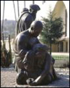 Good Samaritan sculpture