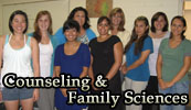 Counseling & Family Sciences