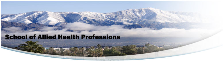 Program information for the PhD Rehabilitation Sciences Degree at Loma Linda University School of Allied Health Professions.